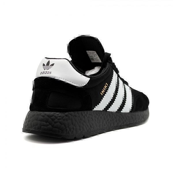 Adidas iniki runner boost  black  фото #3 в «GetKeds»