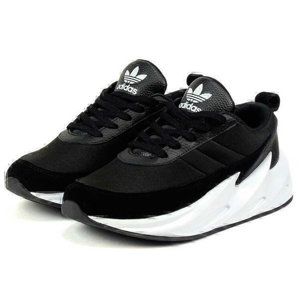 Adidas shark black фото #2 в «GetKeds»