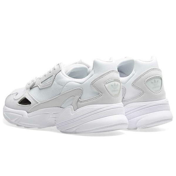 Adidas Falcon white  фото #3 в «GetKeds»