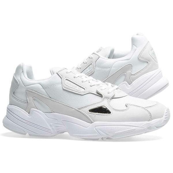 Adidas Falcon white  фото #2 в «GetKeds»