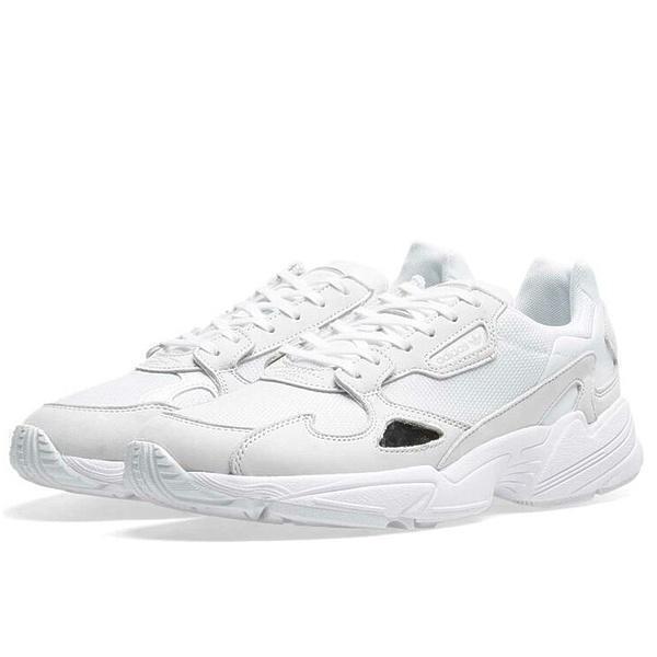 Кроссовки Adidas Falcon white  фото в «GetKeds»