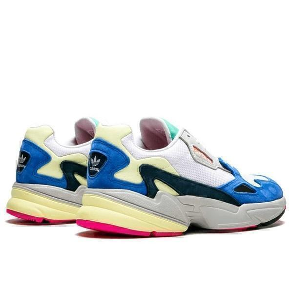 Adidas falcon blue white  фото #4 в «GetKeds»