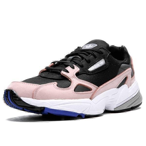 adidas falcon black pink фото #3 в «GetKeds»