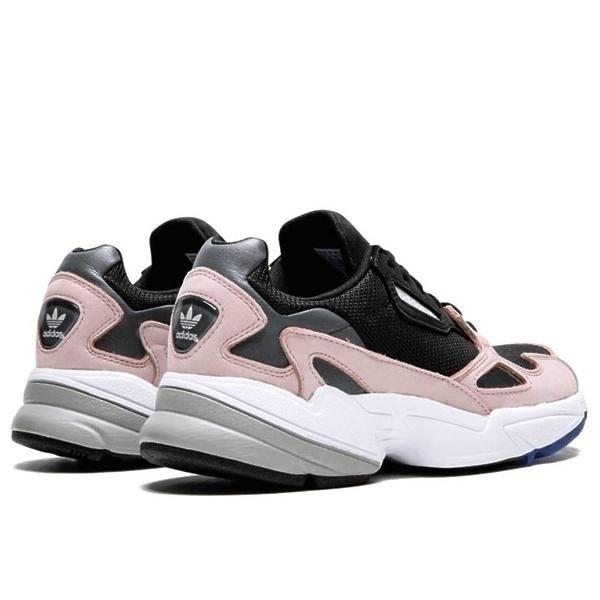 adidas falcon black pink фото #4 в «GetKeds»