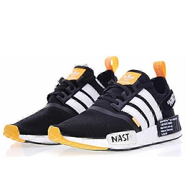 Adidas nmd 1x off white black orange nast фото #3 в «GetKeds»