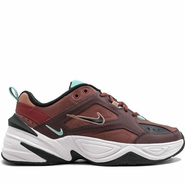 Кроссовки Nike m2k tekno brown  фото в «GetKeds»
