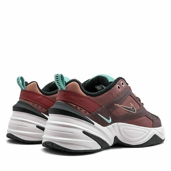 Nike m2k tekno brown  фото #3 в «GetKeds»