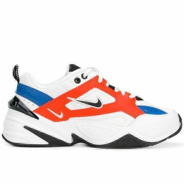 Кроссовки Nike m2k tekno white orange фото в «GetKeds»
