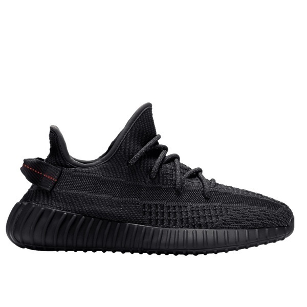 Кроссовки Adidas Yeezy boost 350 v2 black reflective фото в «GetKeds»