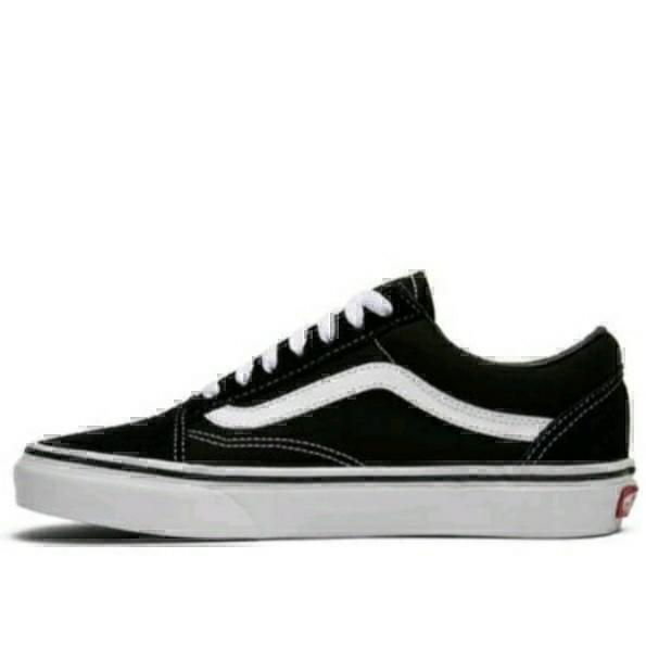 Vans old scool black white  фото #2 в «GetKeds»
