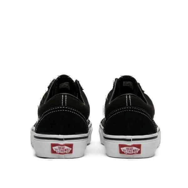 Vans old scool black white  фото #4 в «GetKeds»