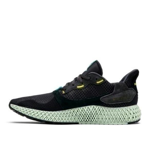 Adidas zx 4000 futurecraft 4 d carbon  фото #2 в «GetKeds»