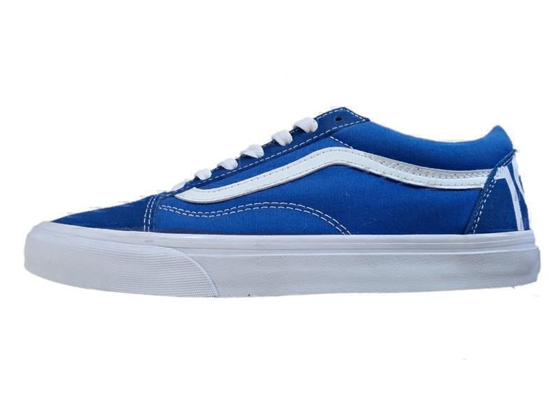 Кеды Vans old skool blue фото в «GetKeds»