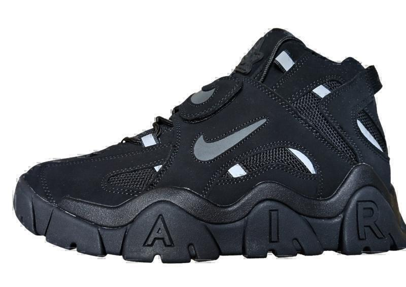 Сандалии Nike air barrage