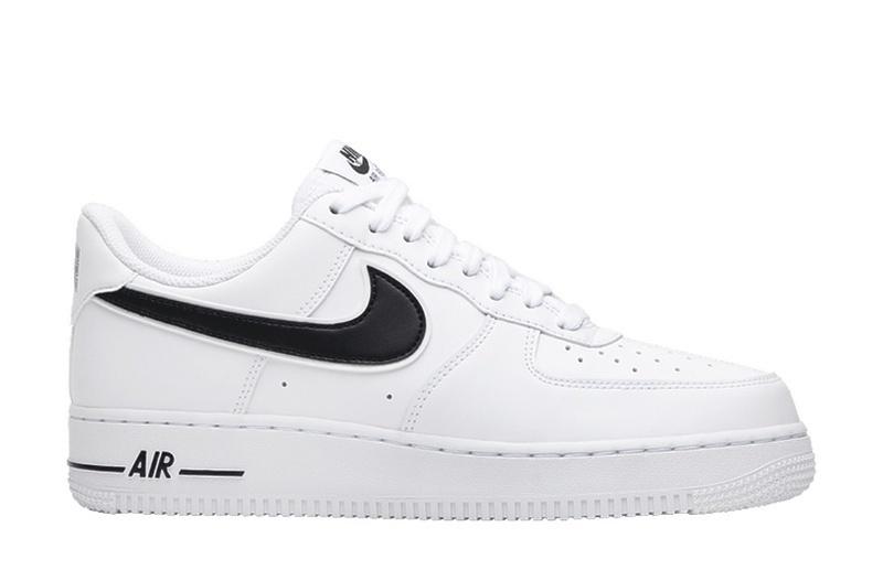 Кроссовки Nike air force 1 low '07 3 'White black' фото в «GetKeds»