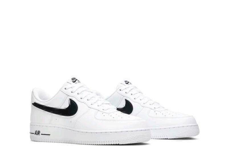 Nike air force 1 low '07 3 'White black' фото #3 в «GetKeds»