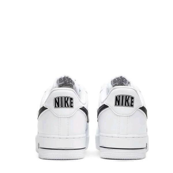 Nike air force 1 low '07 3 'White black' фото #4 в «GetKeds»