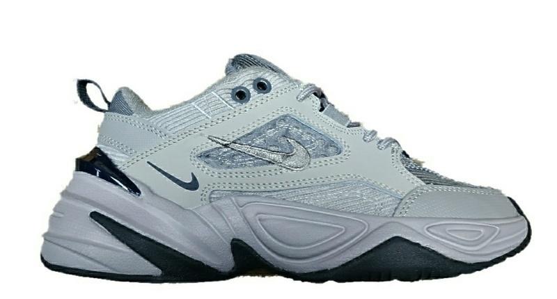 Кроссовки Nike m2k tekno grey фото в «GetKeds»