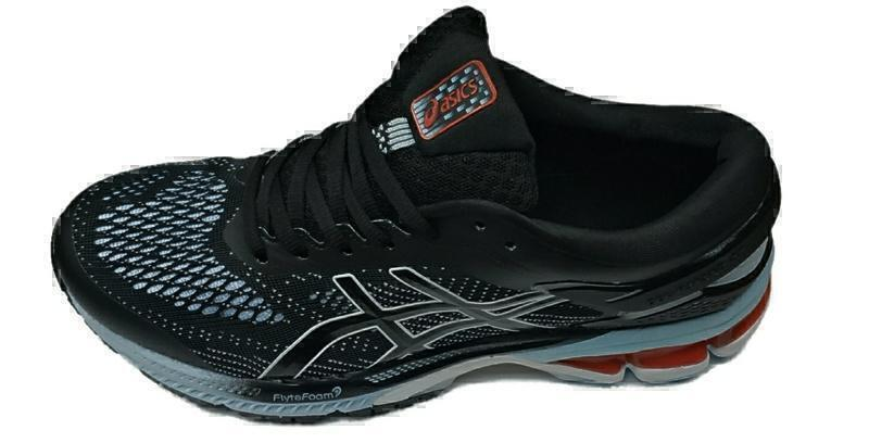 Asics GEL-KAYANO 26  black grey фото #2 в «GetKeds»