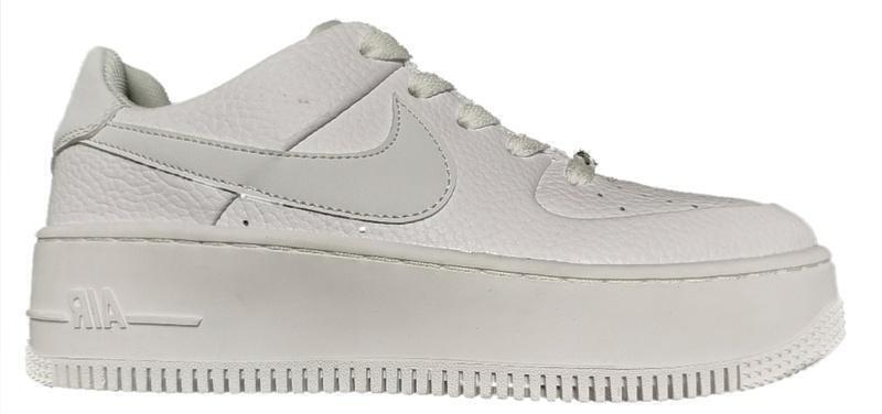 Кроссовки Nike air force 1 sage white фото в «GetKeds»