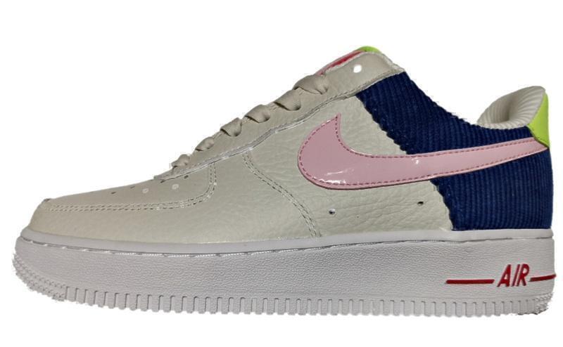 Кроссовки Nike air force 1 low '07 3 cream фото в «GetKeds»