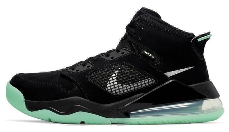 Кроссовки Nike Jordan Mars 270 black