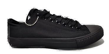 Кеды Converse chuck taylor all star ox black