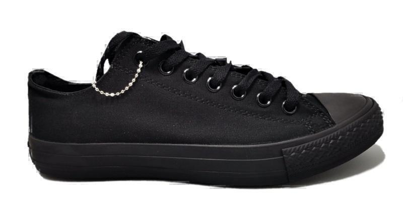 Кроссовки Converse chuck taylor all star ox black