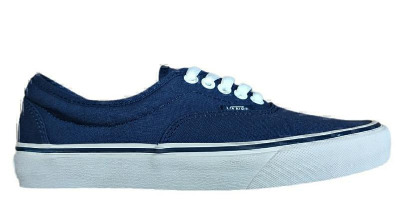 vans  AUTHENTIC Era blue - marshmallow vn - 0 EWZNVY