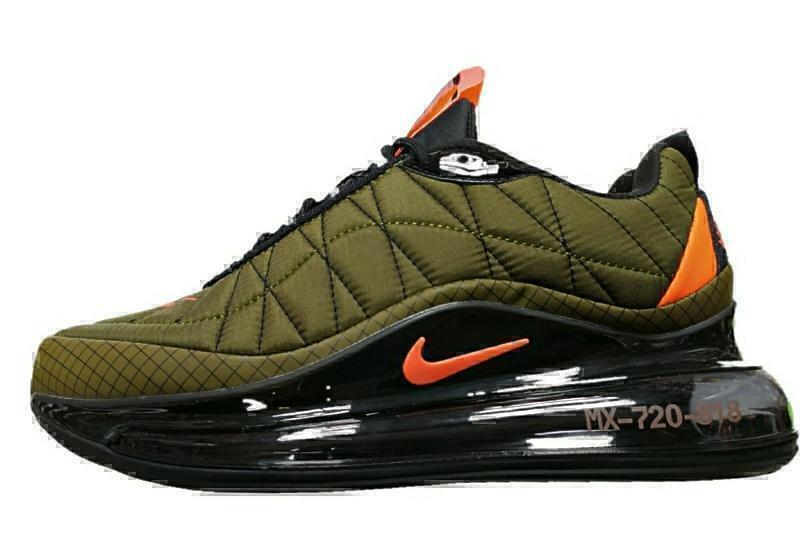 Кроссовки nike air max 720-818 green