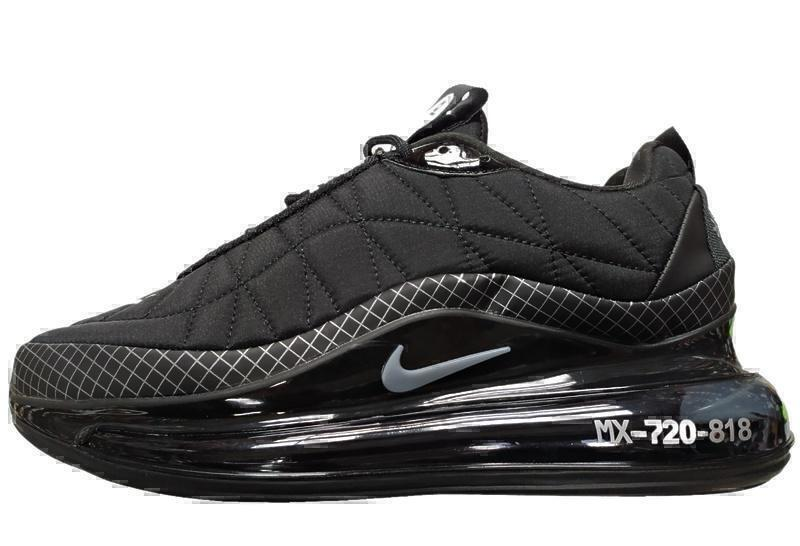 Кроссовки nike air max 720-818 full black фото в «GetKeds»