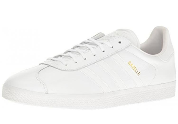Кеды Adidas gazelle white  фото в «GetKeds»