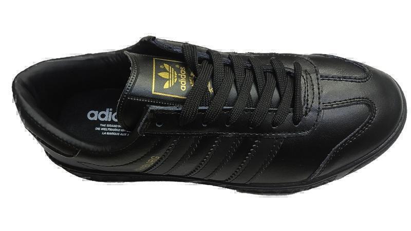 Adidas hamburg black  фото #2 в «GetKeds»
