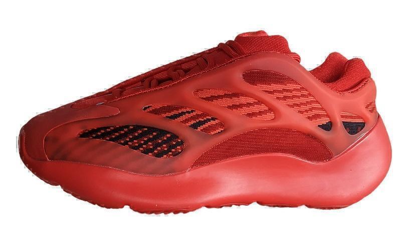 Кроссовки ADIDAS YEEZY BOOST 700 V3 red фото в «GetKeds»