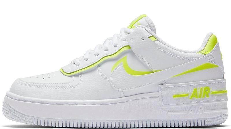 Nike air force 1low white lemon фото #2 в «GetKeds»