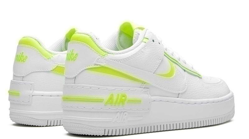 Nike air force 1low white lemon фото #5 в «GetKeds»