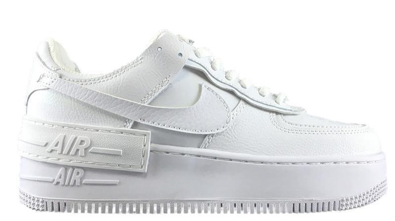 Кроссовки Nike air force 1 low shadow white  фото в «GetKeds»