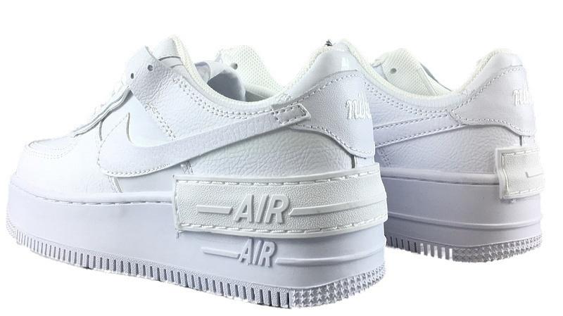Nike air force 1 low shadow white  фото #2 в «GetKeds»