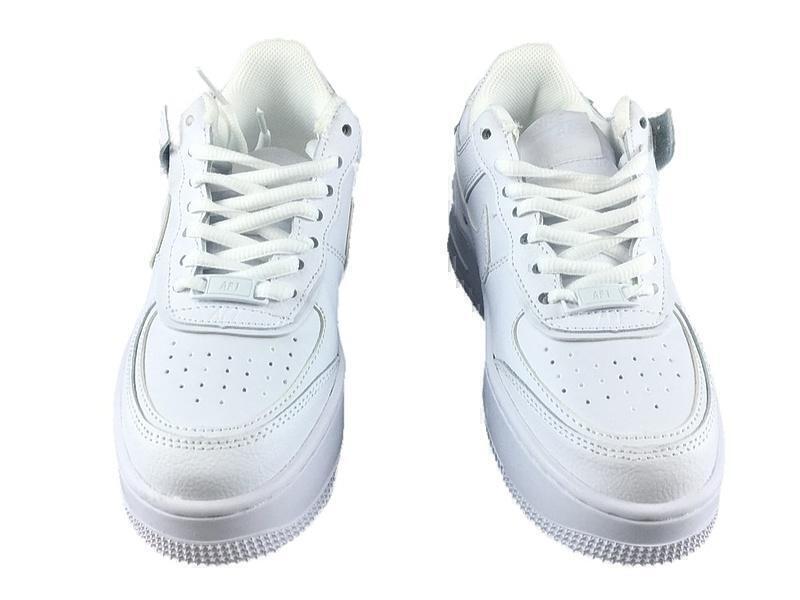 Nike air force 1 low shadow white  фото #3 в «GetKeds»