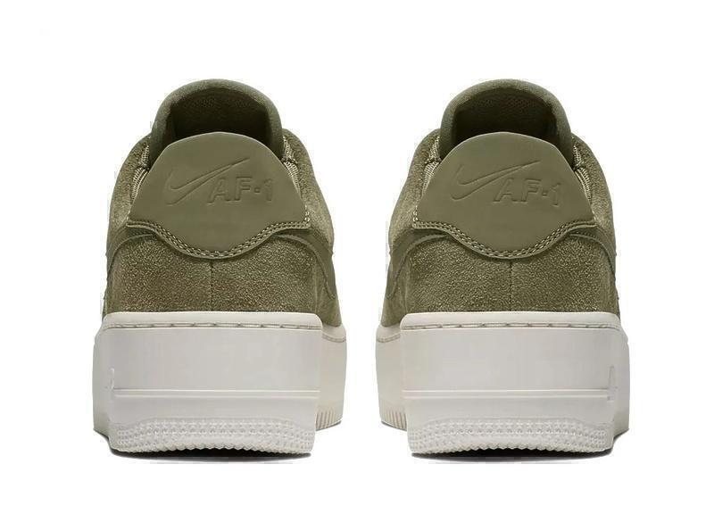 Nike air force 1 sage green фото #2 в «GetKeds»