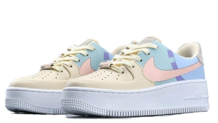 Nike Air Force 1 Sage LX color фото #3 в «GetKeds»
