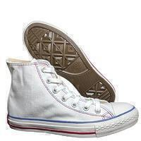 Кеды Converse the who all star hi white