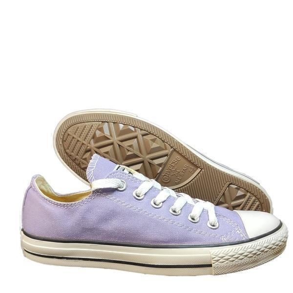 Converse chuck Taylor all Star lavender glo фото #2 в «GetKeds»