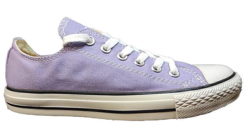 Кеды Converse chuck Taylor all Star lavender glo фото в «GetKeds»