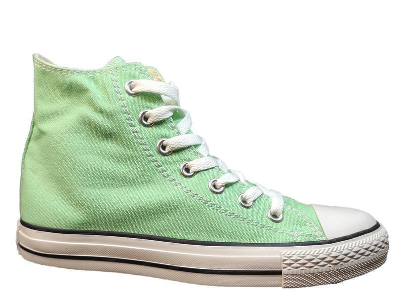 Кроссовки Converse chuck Taylor all Star hi peppermint