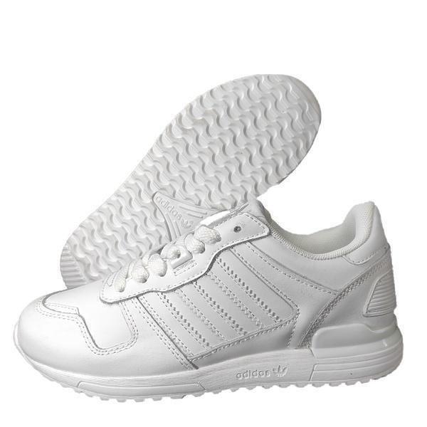 Кроссовки Adidas ZX 700 Leather (White) фото в «GetKeds»