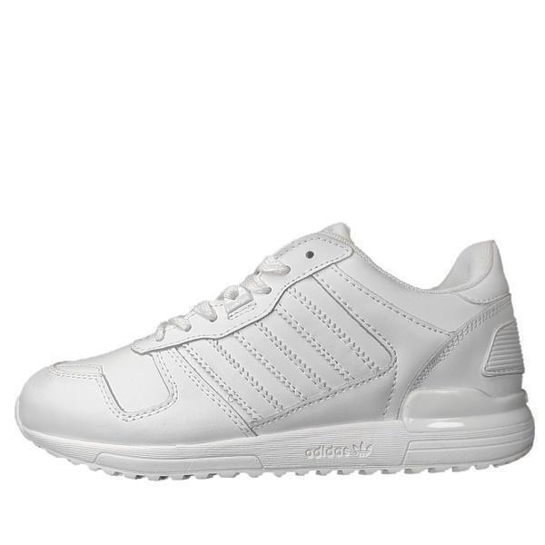 Adidas ZX 700 Leather (White) фото #2 в «GetKeds»