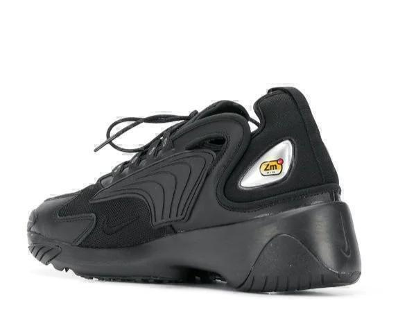 Nike zoom 2 k black  фото #2 в «GetKeds»