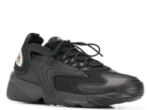 Nike zoom 2 k black  фото #3 в «GetKeds»