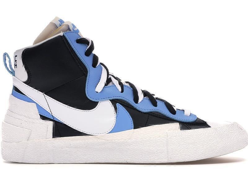 Кроссовки Nike blazer blue фото в «GetKeds»